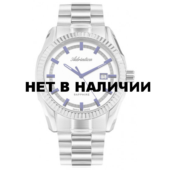 Мужские наручные часы Adriatica A8210.51B3Q