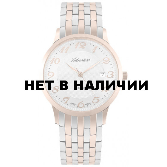 Мужские наручные часы Adriatica A1268.R123Q