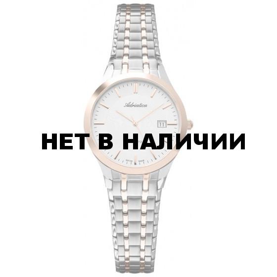 Женские наручные часы Adriatica A3136.R113Q