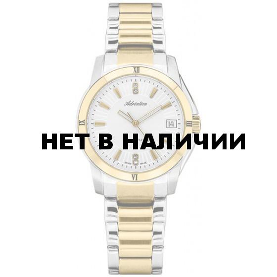 Женские наручные часы Adriatica A3626.2153Q
