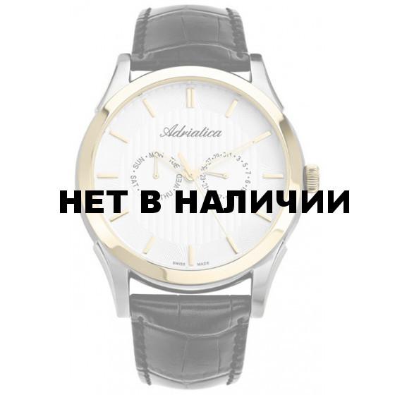 Мужские наручные часы Adriatica A1191.2213QF