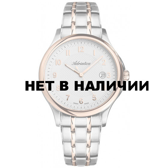 Мужские наручные часы Adriatica A1272.R123Q