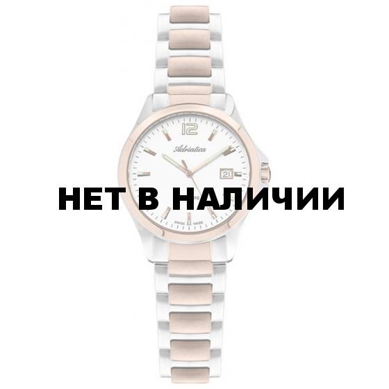 Женские наручные часы Adriatica A3164.R153Q