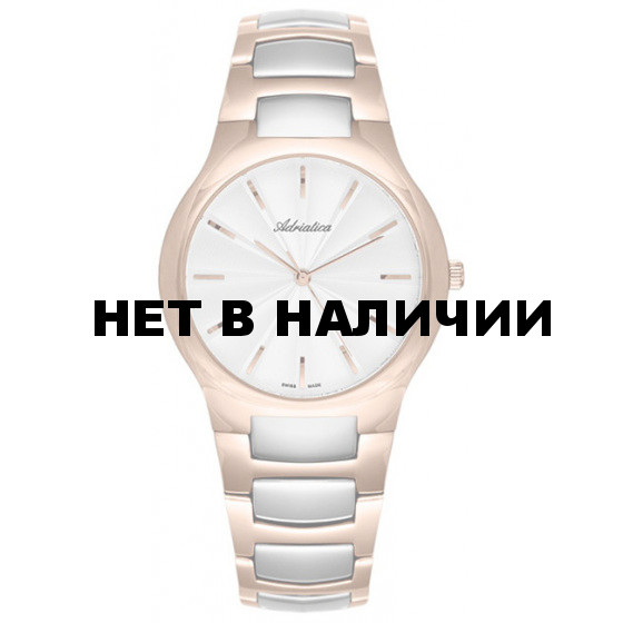 Женские наручные часы Adriatica A3425.R113Q