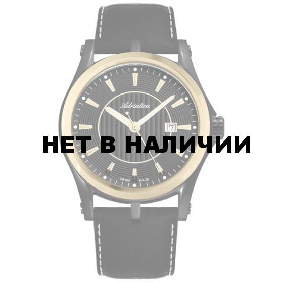 Мужские наручные часы Adriatica A1094.X214Q