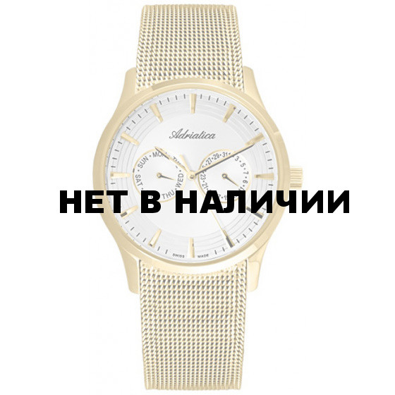 Мужские наручные часы Adriatica A1100.1113QF