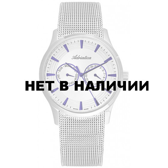Мужские наручные часы Adriatica A1100.51B3QF