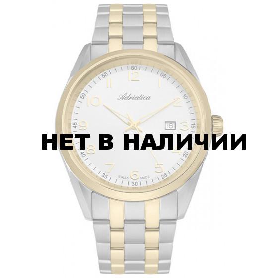 Мужские наручные часы Adriatica A8204.2123Q