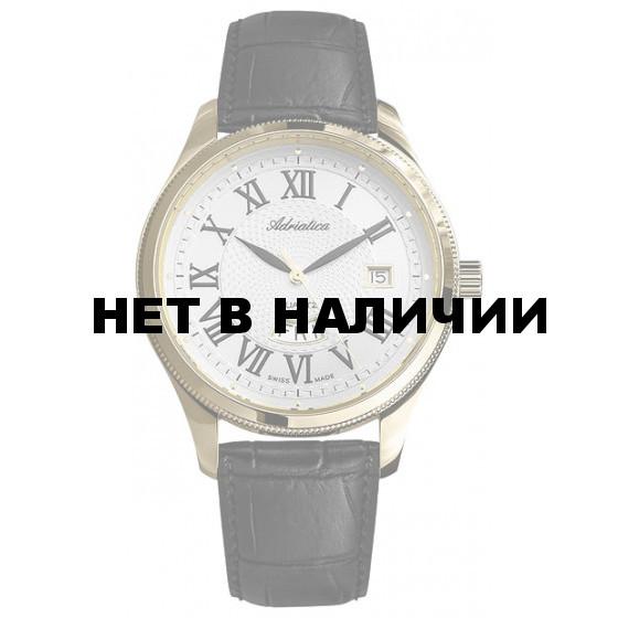 Мужские наручные часы Adriatica A8244.1233Q