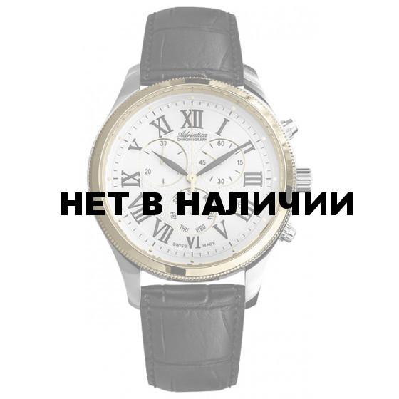 Мужские наручные часы Adriatica A8244.2233CH