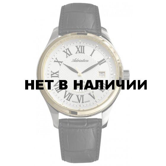 Мужские наручные часы Adriatica A8244.2233Q
