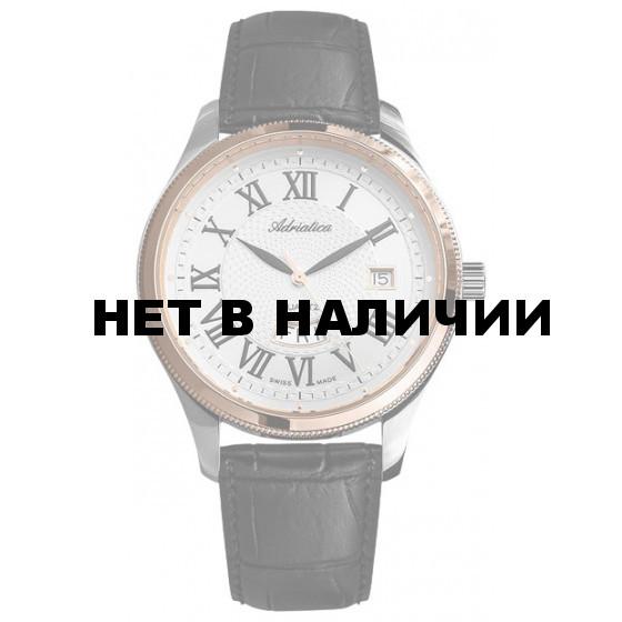Мужские наручные часы Adriatica A8244.R233Q
