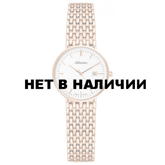 Женские наручные часы Adriatica A3170.9113Q