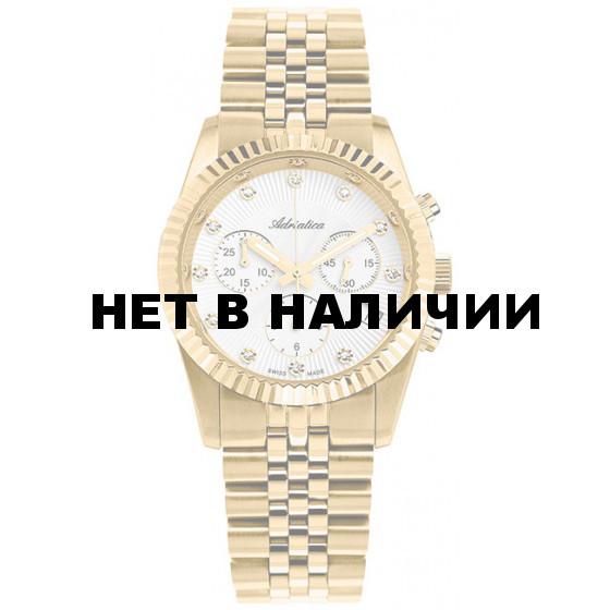Женские наручные часы Adriatica A3809.1143CH