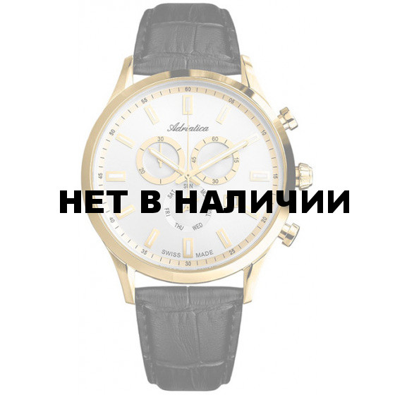 Мужские наручные часы Adriatica A8150.1213CH