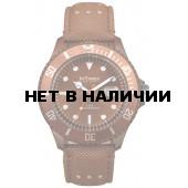 Наручные мужские часы InTimes IT-057L Dark Brown