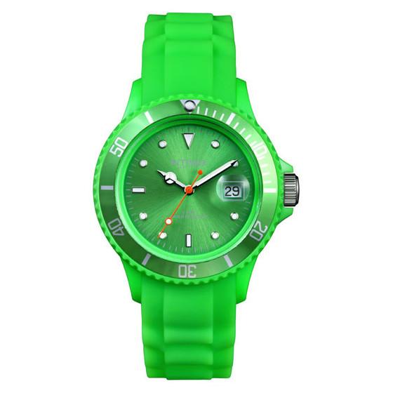 Наручные часы унисекс InTimes IT-044 Lumi Green
