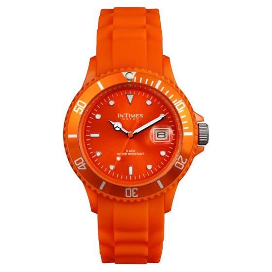 Наручные часы унисекс InTimes IT-044 Orange
