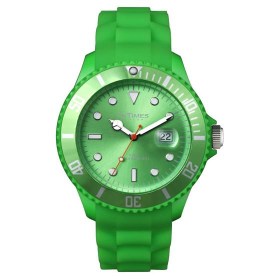 Наручные часы унисекс InTimes IT-057 Lumi Green
