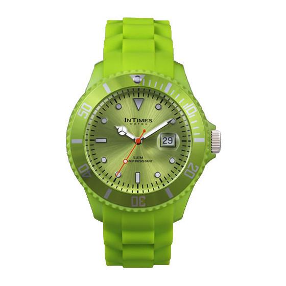 Наручные часы унисекс InTimes IT-057 Lime Green
