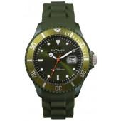 Наручные часы унисекс InTimes IT-057 Olive Green