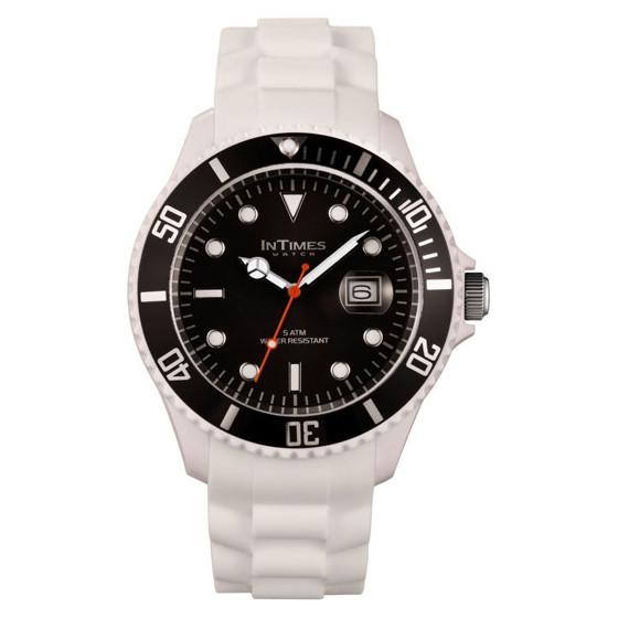 Наручные часы унисекс InTimes IT-057MC Black