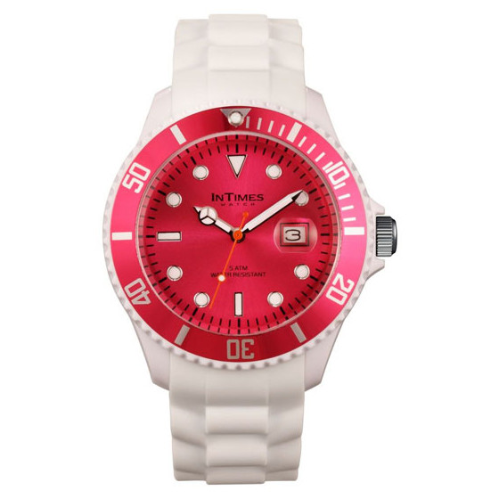 Наручные часы унисекс InTimes IT-057MC Fuchsia