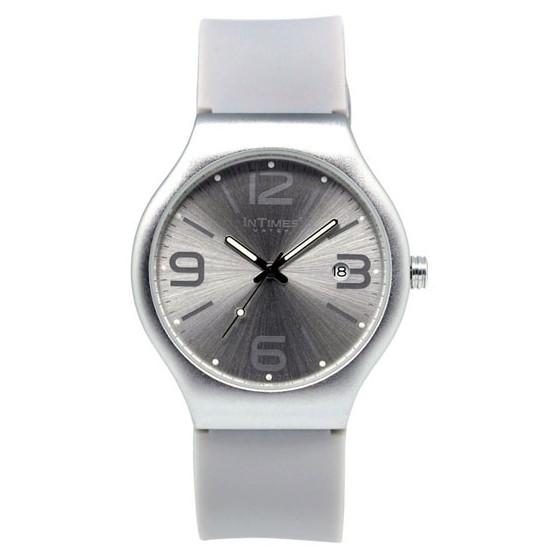 Наручные часы унисекс InTimes IT-088 Silver