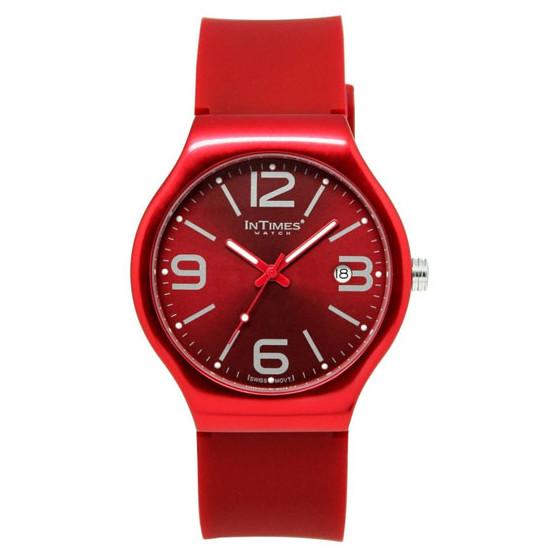 Наручные часы унисекс InTimes IT-088 Red