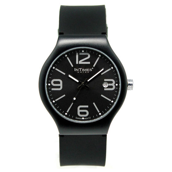 Наручные часы унисекс InTimes IT-088 Black