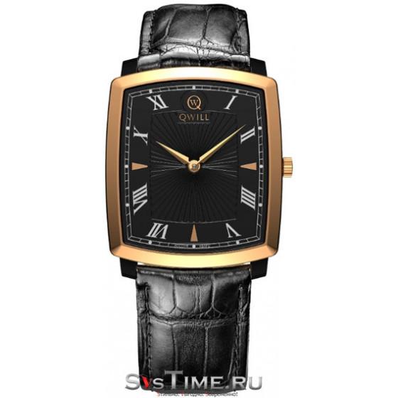 Наручные мужские часы Qwill 6002.01.02.1.51A