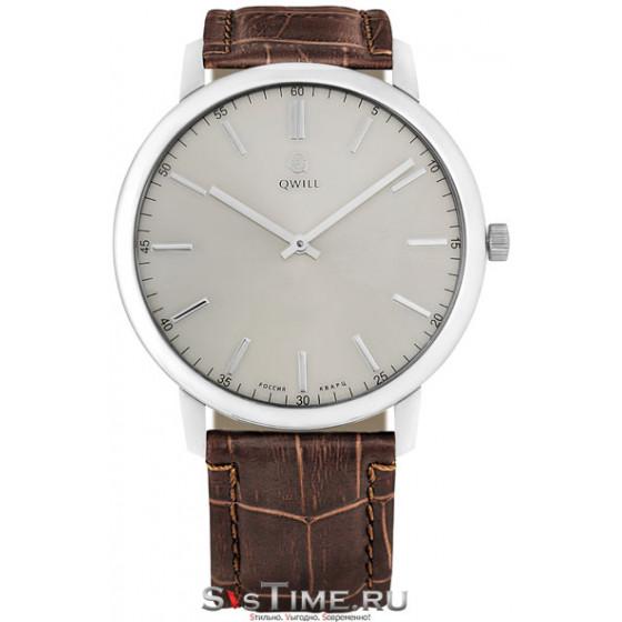 Наручные часы мужские Qwill 6000.01.04.9.25A