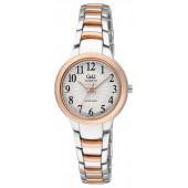Женские наручные часы Q&Q F499-414