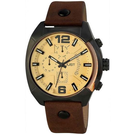 Наручные часы мужские Just 48-S0235-BR