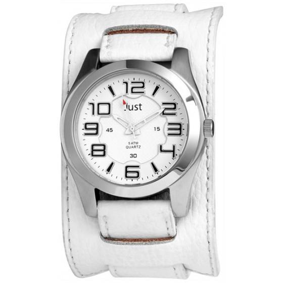 Наручные часы мужские Just 48-S10251WH-BK