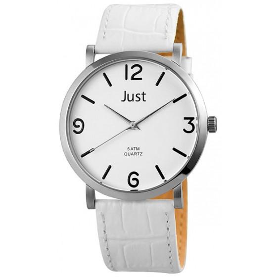 Наручные часы мужские Just 48-S10307-WH