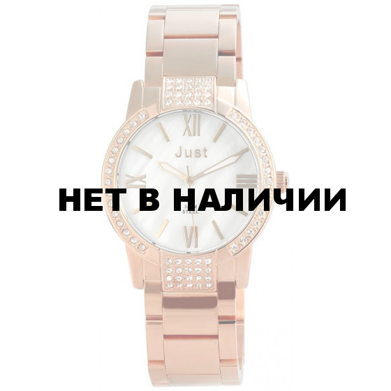 Наручные часы женские Just 48-S1229-RGD