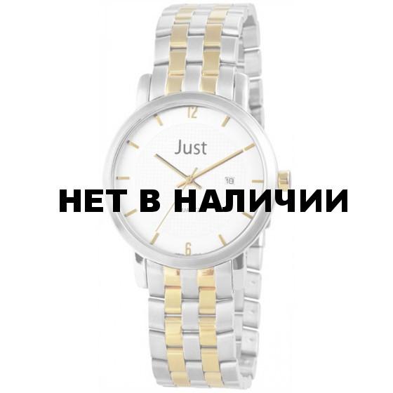 Наручные часы мужские Just 48-S3251BC-SL