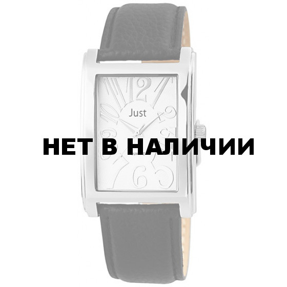 Наручные часы мужские Just 48-S3877SL-AR