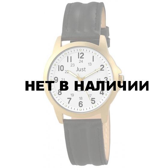 Наручные часы мужские Just 48-S9227G-WH-GD