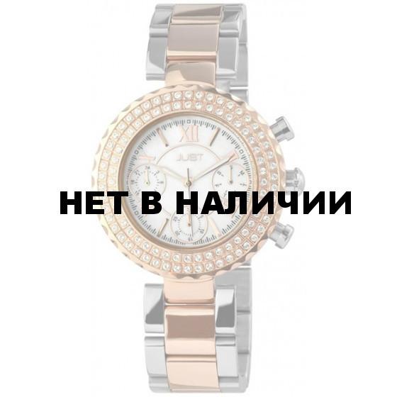 Наручные часы женские Just 48-S0803SL-RGD