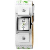 Наручные часы женские Just 48-S10626-WH