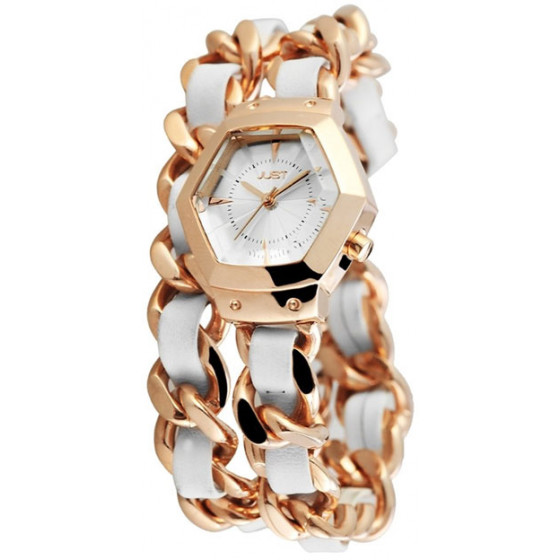 Наручные часы женские Just 48-S2244-RG-SL