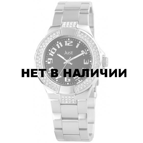 Наручные часы женские Just 48-S3599A-BK