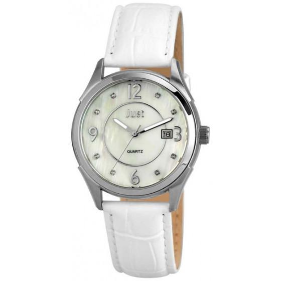 Наручные часы женские Just 48-S3895-WH