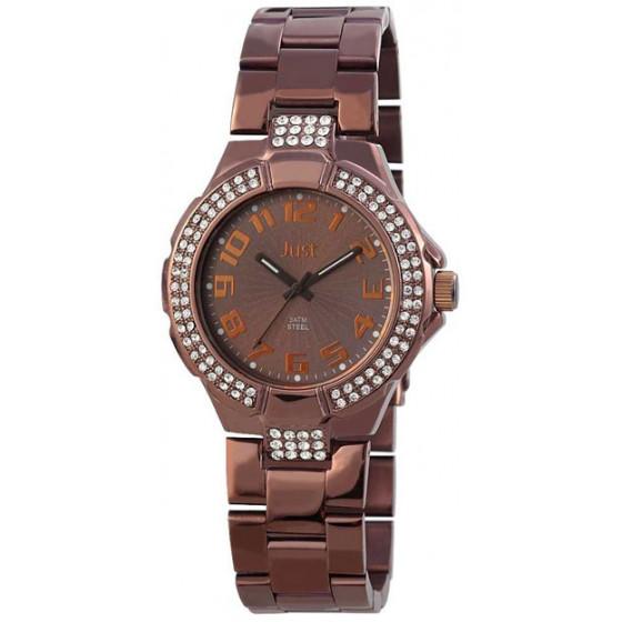 Наручные часы женские Just 48-S3976ABR-BR