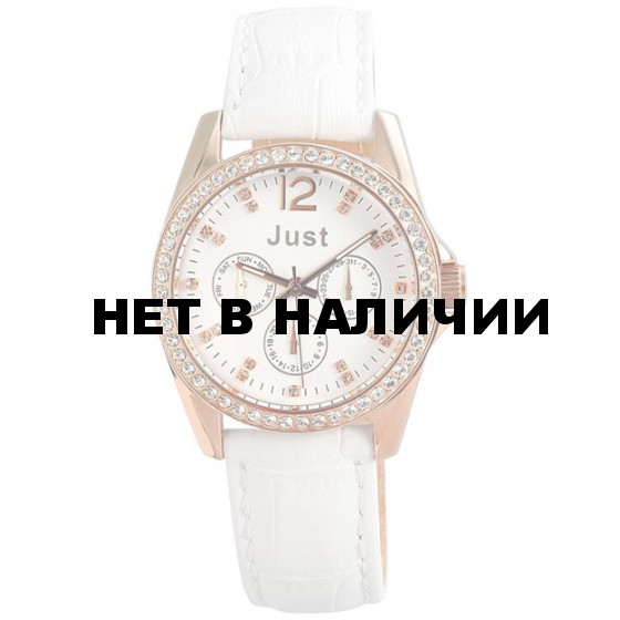 Наручные часы женские Just 48-S8195-SL