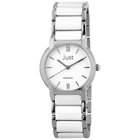 Наручные часы женские Just 48-S8351L-WH