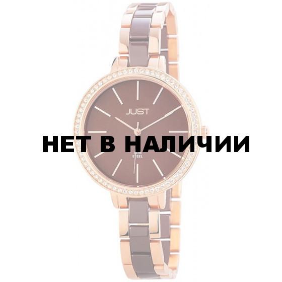 Наручные часы женские Just 48-S00590RGD-BR