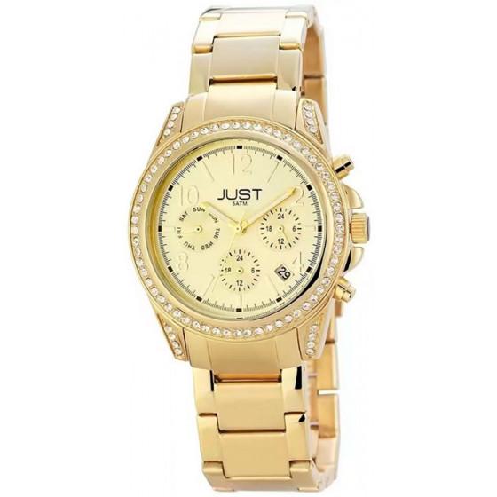 Наручные часы женские Just 48-S11004-GD